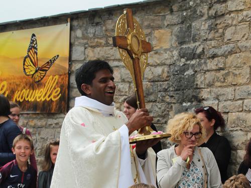 Père Francis Jubilée DOMINIC