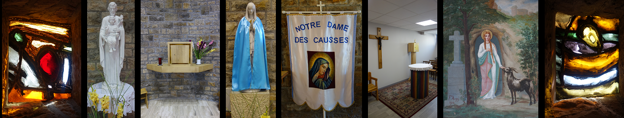 Paroisse Notre Dame des causses