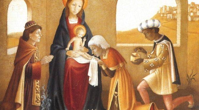 Horaire des messes semaine du 5 janvier