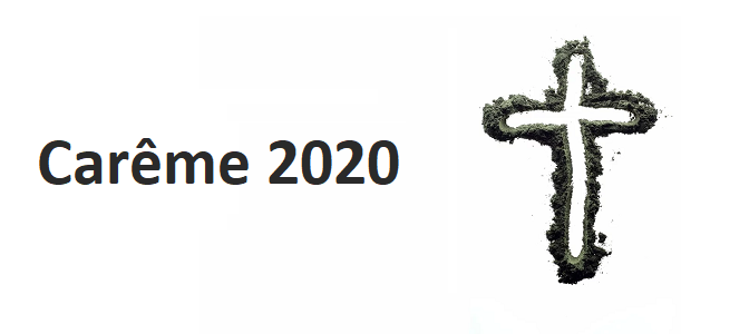 Temps du Carême 2020
