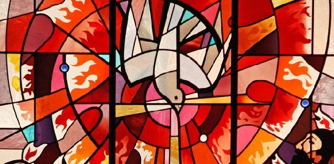 Messe de Pentecôte à l'Église St Pie X de Bozouls