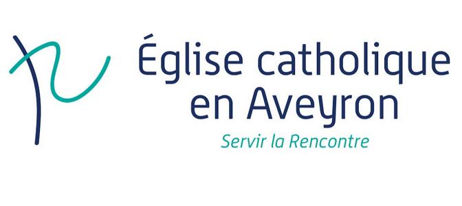 Messe en la Cathédrale de Rodez en mémoire des personnes décédées dans le diocèse pendant le confinement