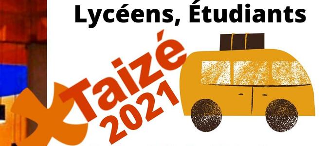 Taizé 2021 en paroisse